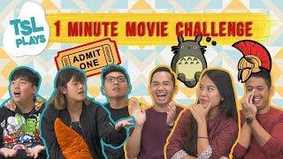 Video TSL Plays: 1 Minute Movie Challenge MP3, 3GP, MP4, WEBM, AVI, FLV Maret 2019