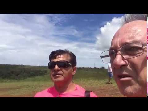 Visita ao Centro Geodésico da América Latina na Chapada dos Guimarães – MT