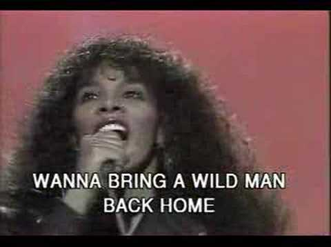 Donna Summer - Hot Stuff /Karaoke/