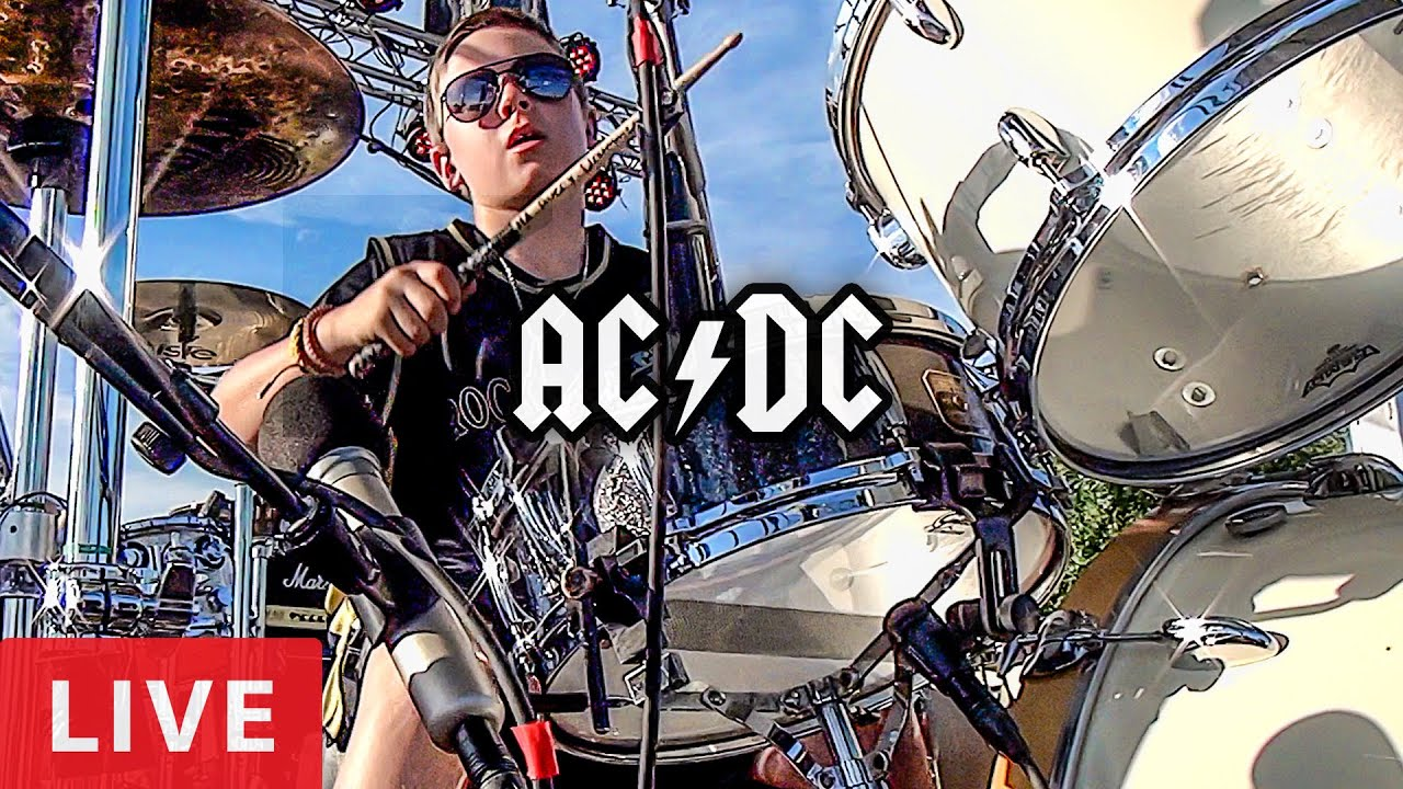 AC/DC -LIVE