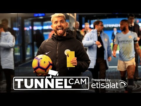 Video: TUNNEL CAM | Man City 6-0 Chelsea | 2018/19 Premier League