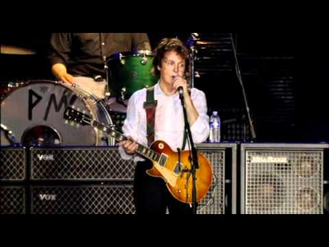 Sgt. Pepper - Paul McCartney performed over three nights as the inaugural concert at New York City's Citi Field, 17, 18 and 21 July 2009, part of his Summer Live '09 conce...