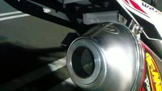 6. YAMAHA WR250X(Euro.spec) FMF PowerCore 4