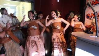 Celebrating Fijian Language Week here at Niu FM with a special performance from the Fijian Youth Group from Saint Annes Parish in Manurewa! Awesome ...