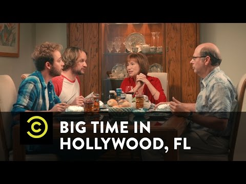 Big Time in Hollywood, FL - Alan's Big Announce...