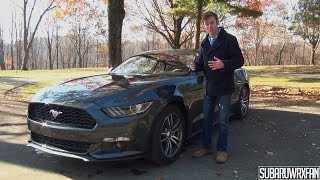 Nonton Review  2015 Ford Mustang Ecoboost Film Subtitle Indonesia Streaming Movie Download