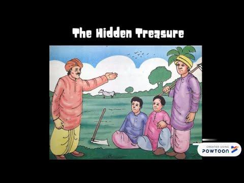 The Hidden Treasure(English)