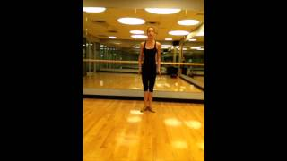 Key Concepts for a Barre Workout- #2- Engage Your Glutes