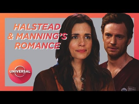 Halstead and Manning's Romace | Chicago Med |