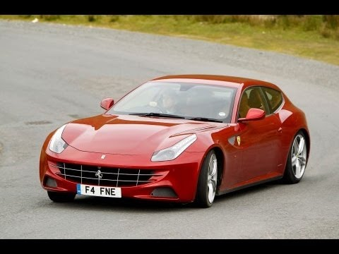 ff - Steve Sutcliffe tests the new £227k Ferrari FF on UK roads. Does the four-wheel drive FF offer the drama and involvement expected of a Ferrari, and can it ju...