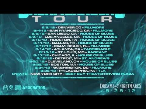 Meek Mill - Dreams and Nightmares Tour