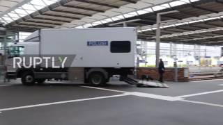 Chemnitz Germany  city images : Germany: Security tightened at Chemnitz station following 'bomb plot' arrests