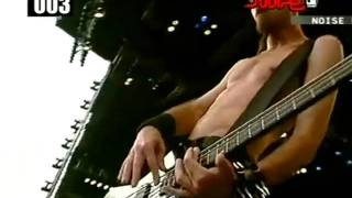 System of a Down - Toxicity [Rock Am Ring 2002][HD]