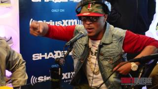 T.I. Freestyles on Sway in the Morning SXSW
