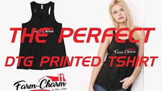The Perfect DTG Printed Tshirt starts with a Precise Pretreat Machine