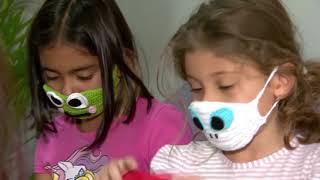 Especialistas garantem que uso de máscaras não deforma o rosto