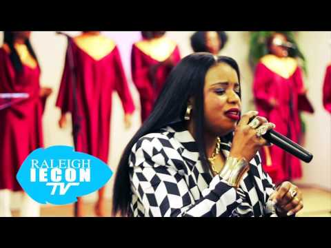 Sr Mireille LAVA ( LIVE) IECON CHURCH SUNDAY SERVICE( EXTRAIT)