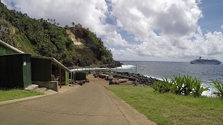 Adamstown is the only settlement on the Pitcairn Islands. The Pitcairn Islands are the last British Overseas Territory in the South ...