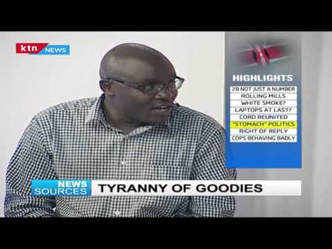 News Sources 4th May 2016: The sorry state of Huruma (Part 1)