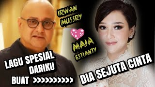 Video Lagu Buat Maia Estianty / Irwan Mussry_ ( DIA SEJUTA CINTA ) part 2 _ Song By Handsright.. MP3, 3GP, MP4, WEBM, AVI, FLV Januari 2019