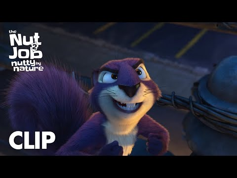 The Nut Job 2: Nutty by Nature (Clip 'We Attack')