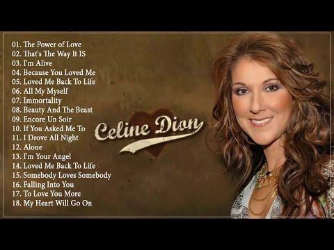 Celine Dion Greatest Hits playlist - Celine Dion Best Love Songs - Best of Celine Dion 2020