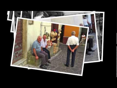 a spasso per i vicoli di AIETA, in Calabria uno dei borghi più belli d'Italia ...