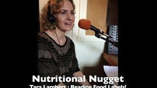 Tara Lambert and a great Nutritional Nugget - Nutritional Wellness Center