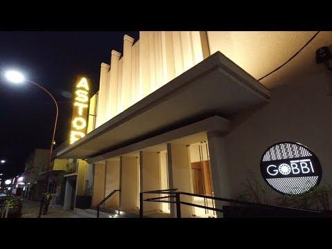 Quedó inaugurado el Espacio Cultural Gobbi
