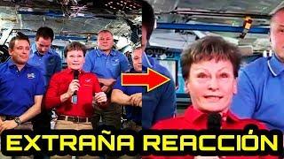 Video La EXTRAÑA reacción de los astronautas en la ISS MP3, 3GP, MP4, WEBM, AVI, FLV Juli 2018