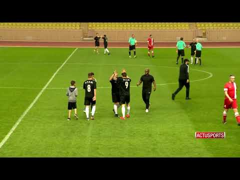 Football : finale du 41ème Challenge Prince Rainier III