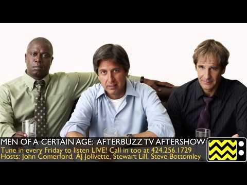 """Men of A Certain Age After Show  Season 2 Episode 9  """" A League of Their Own """"  I AfterBuzz TV"""