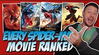 Video All 7 Spider-Man Movies Ranked! MP3, 3GP, MP4, WEBM, AVI, FLV Desember 2018