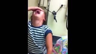 Reacciones ante una vacuna...