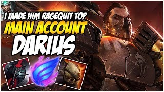 Video I MADE HIM RAGEQUIT TOP AS DARIUS - Climb to Master S8 | League of Legends MP3, 3GP, MP4, WEBM, AVI, FLV Agustus 2018