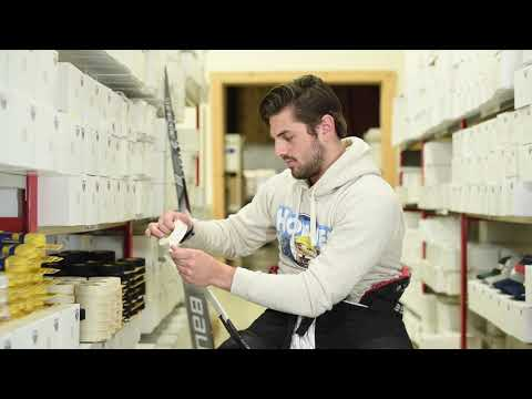 How To Tape Your Stick Blade - Howies Hockey Tape