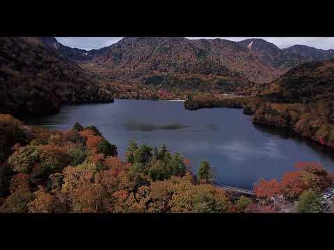 紅葉の奥日光 湯滝・湯ノ湖(紅葉見頃)