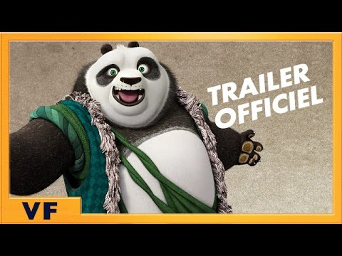 Kung Fu Panda 3 : Bande annonce [Officielle] VF