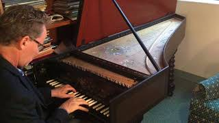 Improvised Fantasia on Harpsichord