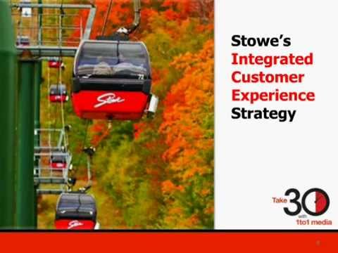 Integrated Customer Experience: Finding Your Sweet Spot