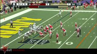 Michael Bennett vs Navy (2014)