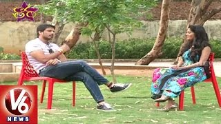 actor aadarsh balakrishna in special chit chat taara v6 exclusive 05 07 2015