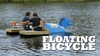 Keving and Andrew build a floating ice cream bike that makes ice cream floats. What projects should we make next? Let us know in the comments!All Brojects, all the time: http://www.cottagelife.com/brojectsSubscribe to Cottage Life on YouTube: http://bit.ly/19UCmwFDIY projects, design tips, recipes and more: http://www.cottagelife.comTwitter: http://www.twitter.com/cottagelifeFacebook: http://www.facebook.com/cottagelifePinterest: http://pinterest.com/cottagelife/Subscribe to Cottage Life Food: https://www.youtube.com/cottagelifefoodSubscribe to Cottage Life Style: https://www.youtube.com/cottagelifestyle