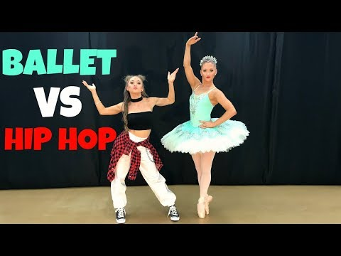 Video Ballet VS Hip Hop! download in MP3, 3GP, MP4, WEBM, AVI, FLV January 2017