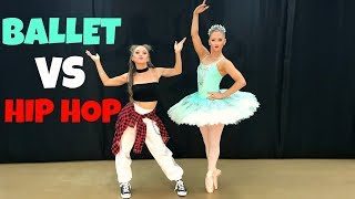 Video Ballet VS Hip Hop! MP3, 3GP, MP4, WEBM, AVI, FLV Juni 2018