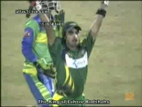 SIXS - The Great 11 Sixes in Cricket History By Imran Nazir...