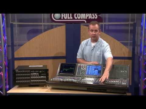 Yamaha CL Series Digital Mixing Console Review   Full Compass
