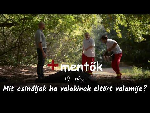 +mentők 10. rész - Elsősegély törés esetén