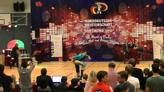 Franziska Peßler & Tobias Öttl - Norddeutsche Meisterschaft 2014