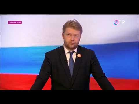 Николай Рыбаков Дебаты 2018 на ОТР (14.03.2018 21:05) - DomaVideo.Ru